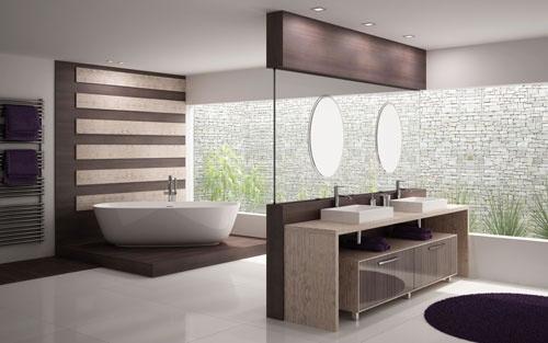Banheiros-planejado luxuoso