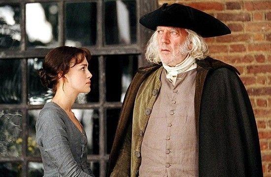 Miss Elizabeth and Mr. Bennet - Pride and Prejudice