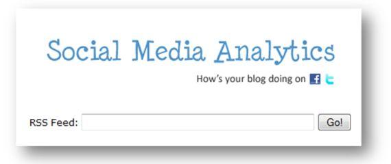 Verktøy for å måle kor mange gonger blogginnlegga dine blir delt på Twitter og Facebook