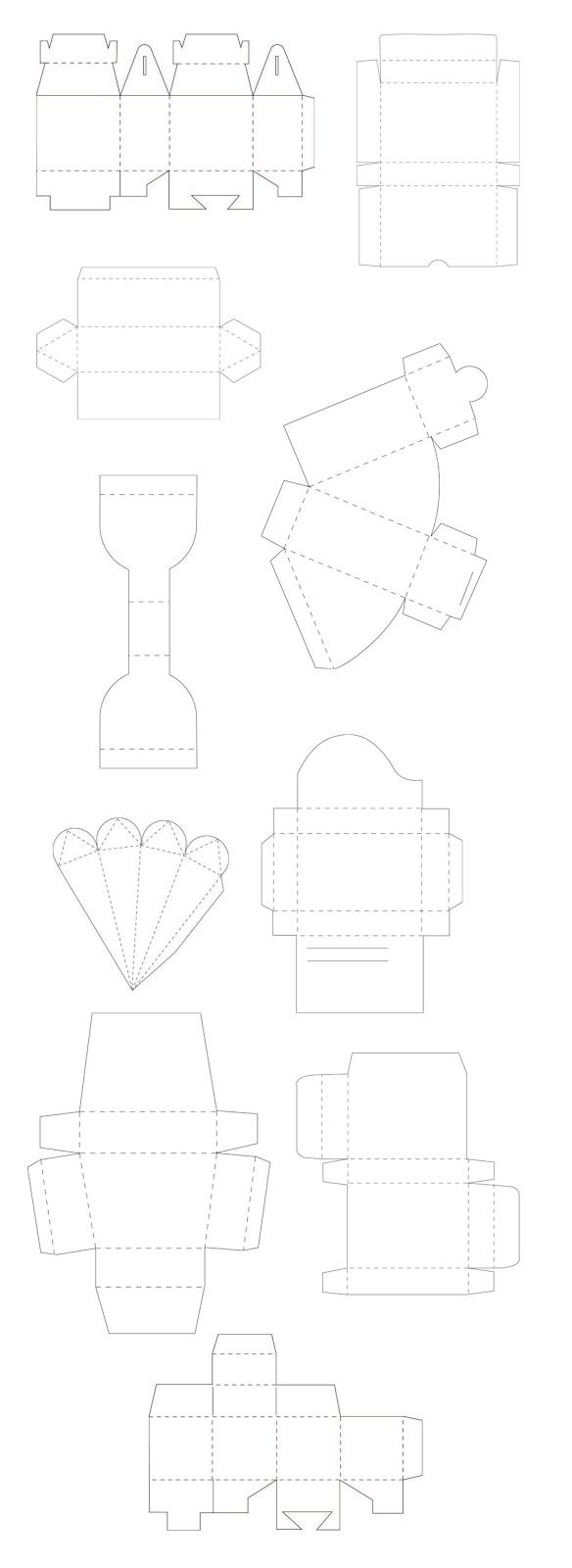 KLDezign SVG: Boxes