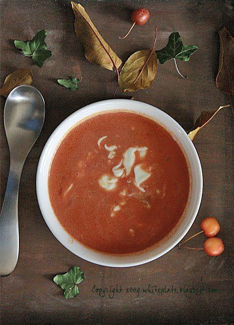 Pomidorowa. Moja ulubiona.