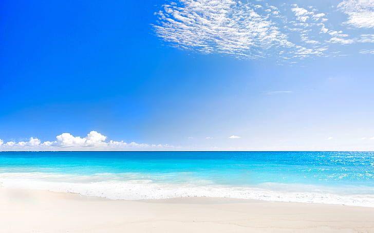 Hd Wallpaper Beach 4k Desktop Wallpaper Flare In 2020 Beach Desktop Backgrounds Desktop Wallpaper Nature Beach