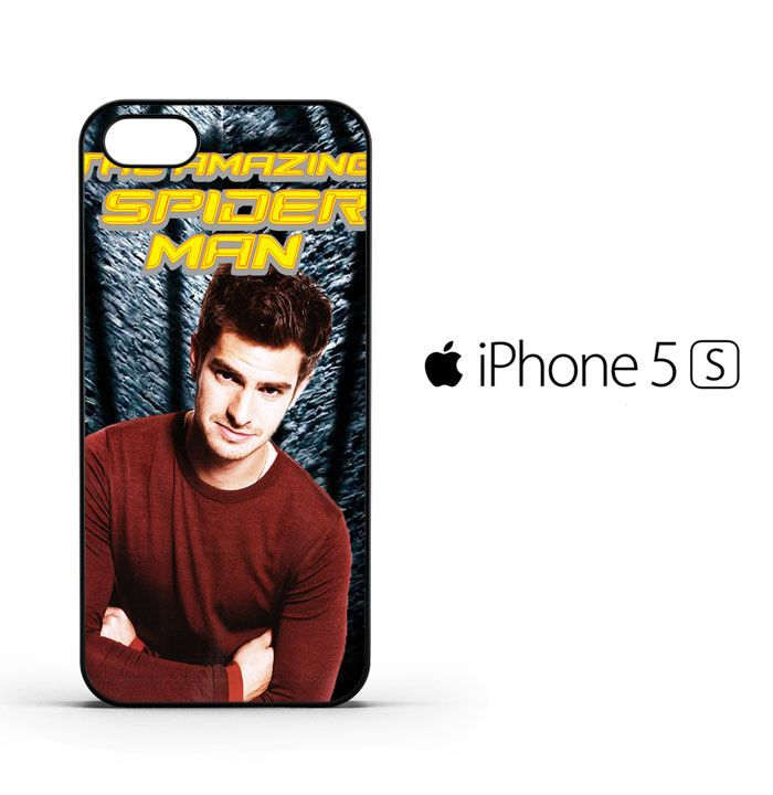 Andrew Garfield Spiderman D0293 iPhone 5   5S   SE Case