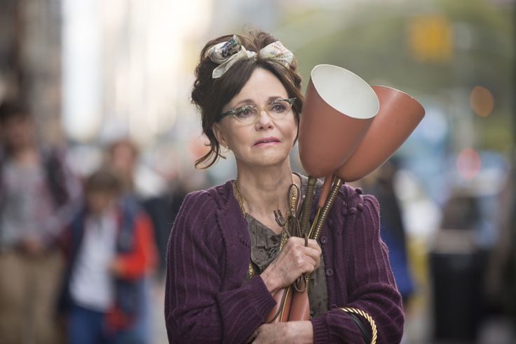 Sally Field is Doris in HELLO, MY NAME IS DORIS. Courtesy of Roadside Attractions.
