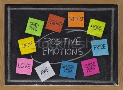 Positive Emotion- Positive emotion is something I am actually very familiar with. I always try to be optimistic as much as I need to, so as a result I do experience positive emotions. The plan I have for experiencing positive emotion throughout my life is to always surround myself with people that make me feel these emotions, through attitude and care.
