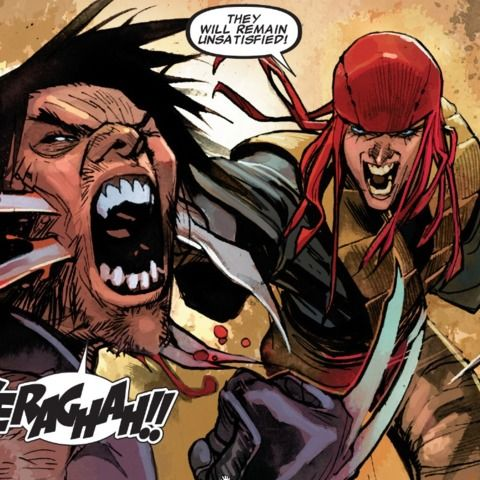 Lady Deathstrike screenshots, images and pictures - Comic