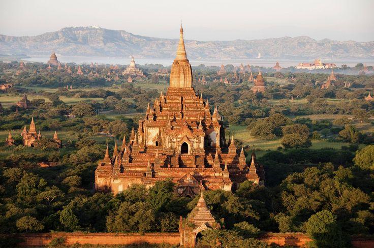 "worldinhand: "" Tayokya Pyay, Bagan in Burma """