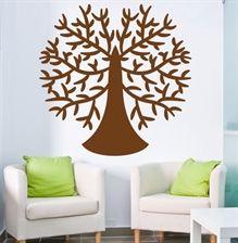 Wallsticker Cirkeltræ