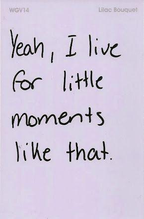 Brad Paisley - Little Moments <3