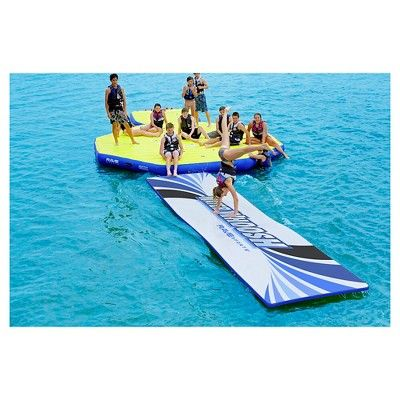 Rave Sports 20' Water Whoosh Water Mat Float,