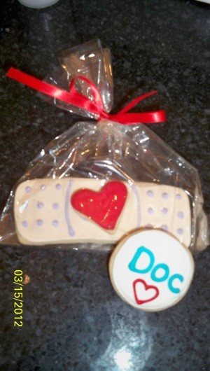 Doc McStuffins Cookie