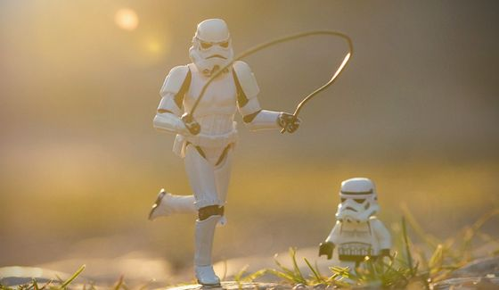 The Stormtrooper Life