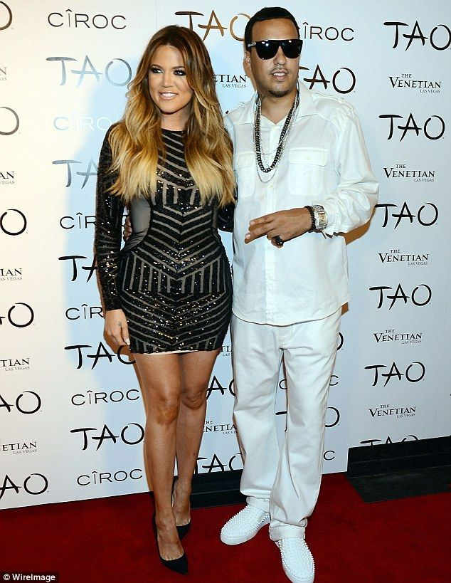 French Montana Girlfriend Hip Hop In 2020 French Montana Girlfriend French Montana Khloe Kardashian