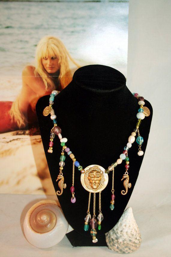 Splash Tribute Movie Replica Necklace Daryl Hannah Tom Hanks Mermaid Madison 1…