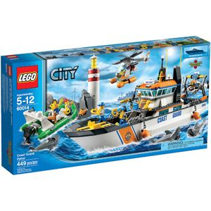LEGO City Coast Guard Patrol Play Set