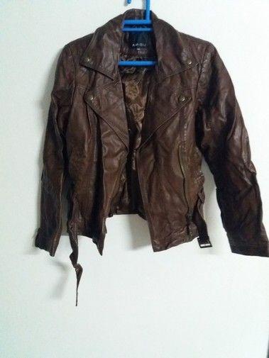 Cazadora marrón - Chicfy / Brown jacket