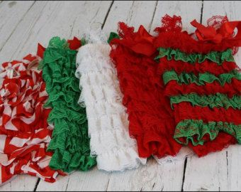 Christmas Baby Lace Romper, U Pick Color Red, Green Petti Lace Romper, Lace Romper, Baby Girl Romper Newborn Romper Baby Lace Romper