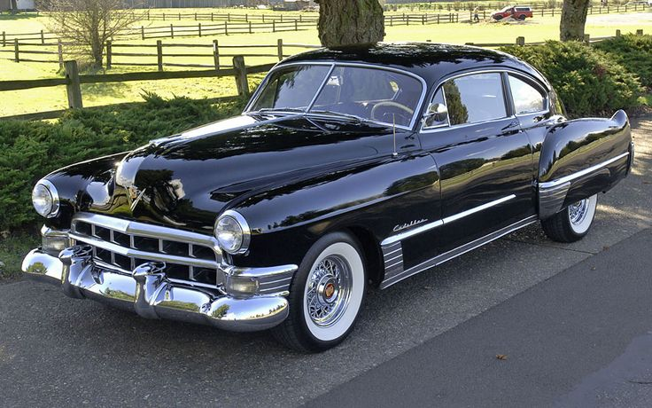 1949 cadillac sedanette was the first motor trend car of the year just beautiful pinterest. Black Bedroom Furniture Sets. Home Design Ideas
