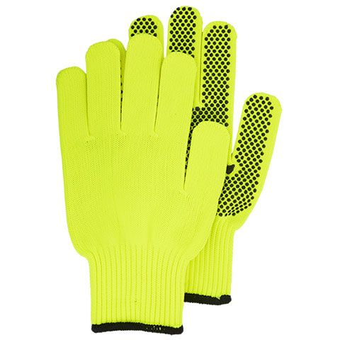 Tool Bench Hardware Safety Gloves with Dots