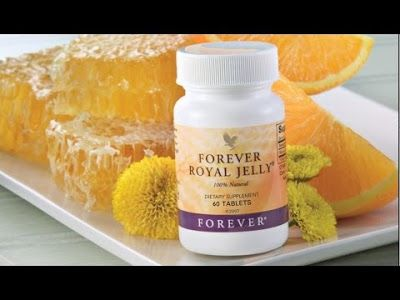 ΦΥΣΗ ΟΜΟΡΦΙΑ & ΥΓΕΙΑ ALOE VERA: Forever Royal Jelly FOREVER LIVING