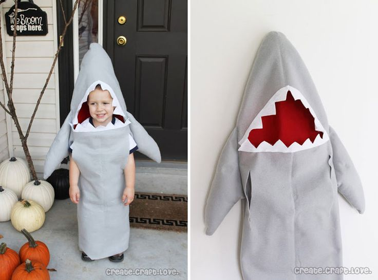 Best VBS Costumes Images On Pinterest Costume Ideas Shark - 8 cool and easy to make diy halloween masks for kids