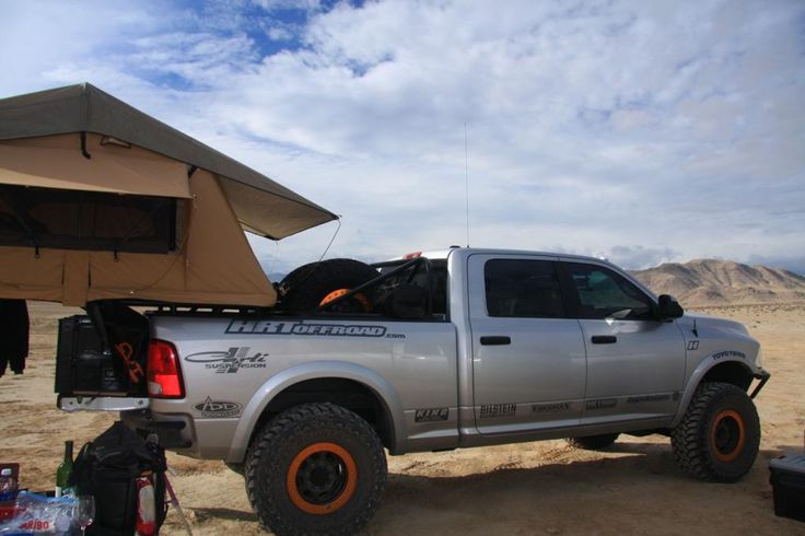 For Sale - HRT Offroad Built 2012 Dodge Ram 2500 High Speed Expedition Rig!! - Expedition Portal