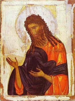 Saint Jean-Baptiste. Icône Byzantine du 14ème siècle. Musée de L'Ermitage, Saint Pétersbourg. Russie. - Blog de Paloma511 - Skyrock.com