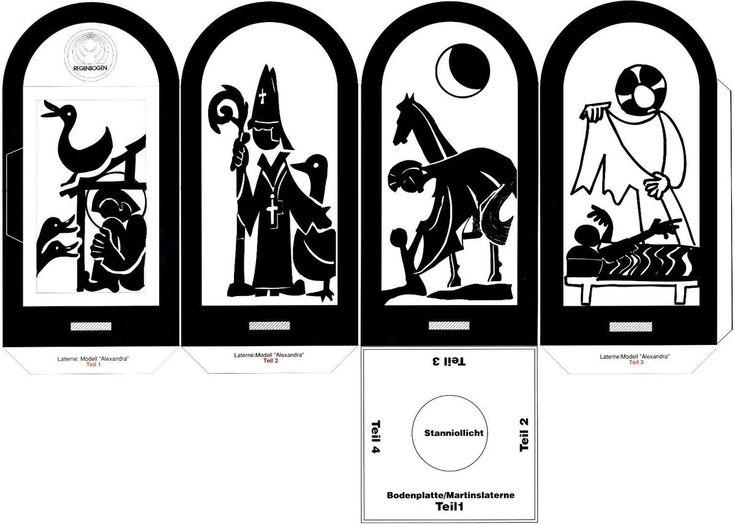 Vous trouverez à cette adresse des lanternes à faire pour la saint Martin. Venez voir aussi sur Pinterest Le prénom Martin a pour racine le nom de Mars, le dieu romain de la Guerre. Il est fêté le 11 novembre, Martin de Tours est avec saint Denis et saint...