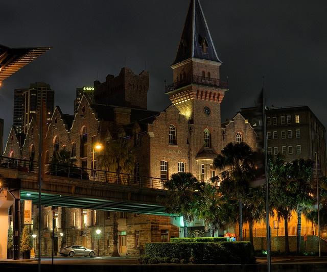 The Rocks Sydney HDR by john davey2011, via Flickr