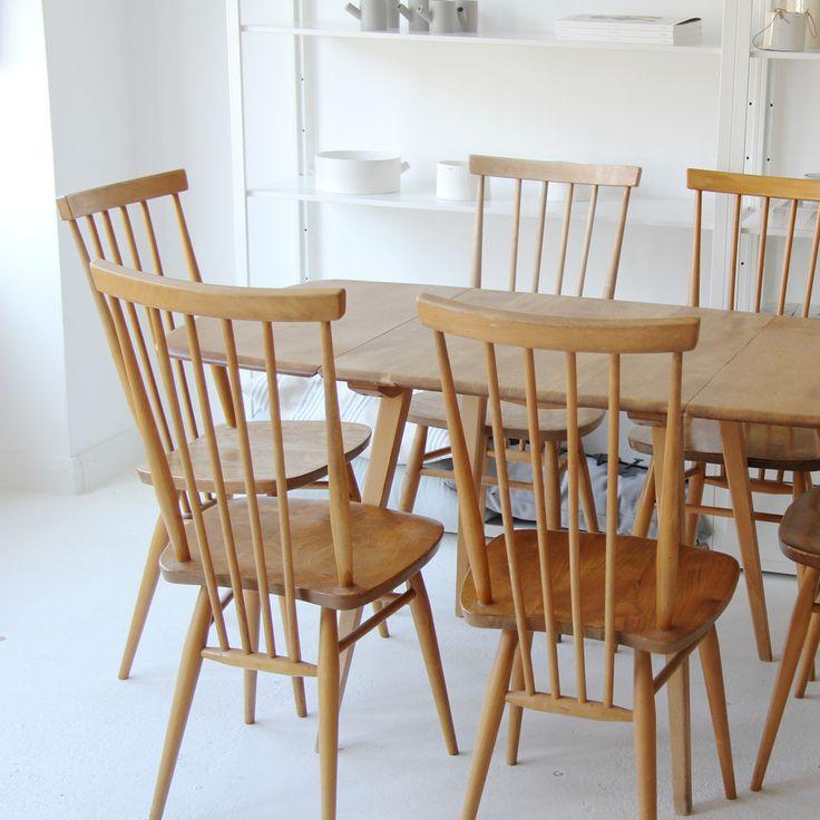 25 Parasta Ideaa Pinterestissä Ercol Table Unique Second Hand Ercol Dining Room Furniture Design Decoration