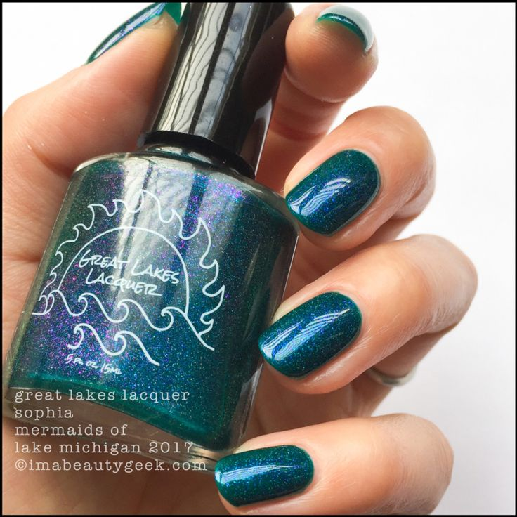 Great Lakes Lacquer Sophia