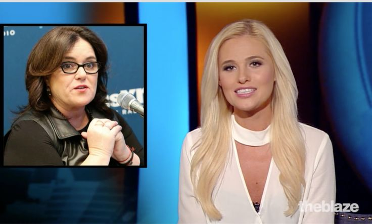 VIDEO: Tomi Lahren takes Rosie 'O Donnell