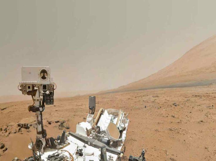 La NASA lanza plataforma para que los ayudes a explorar Marte | Dónde Ir Mars, Exploring, Science Fiction, Wedges, Scouts