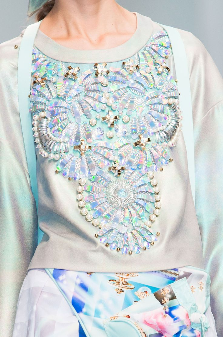 manish arora spring summer 2015♥