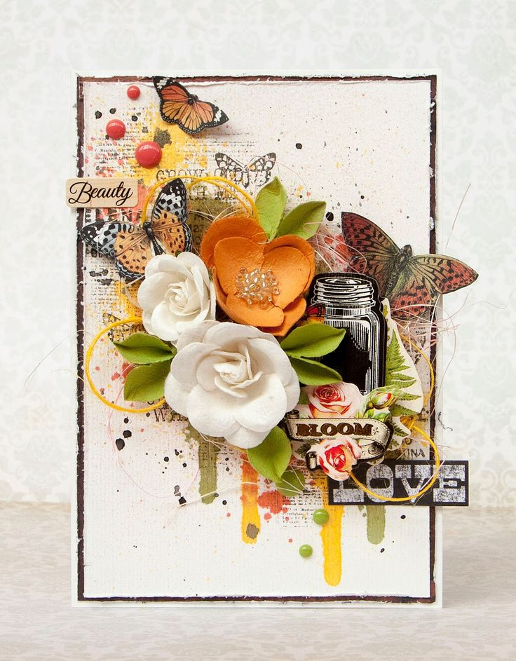 Scrap story ...: New Prima Collection and my project for CHA!!