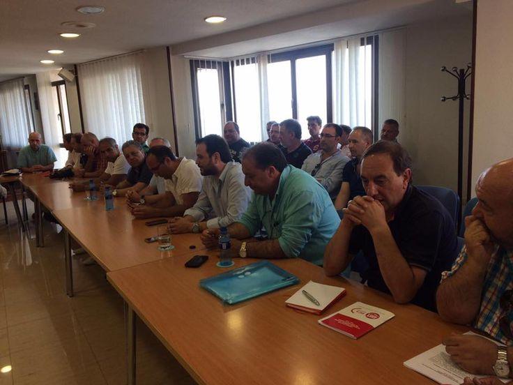 Firmado el Convenio Colectivo del Montaje y la Inustria Auxiliar del Principado de Asturias. Ayer en Gijón se firmo el Convenio Colectivo del Montaje y la Industria Auxiliar del Principado de Asturias en la sede de FEMETAL en Gijón.