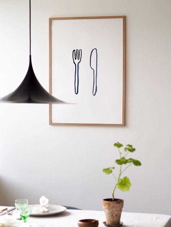 Lunch by Silke Bonde