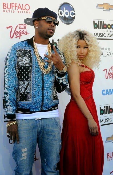 Stephan Noli Blog: Nicki Minaj And Her Boyfriend Of 14 Years Break Up...