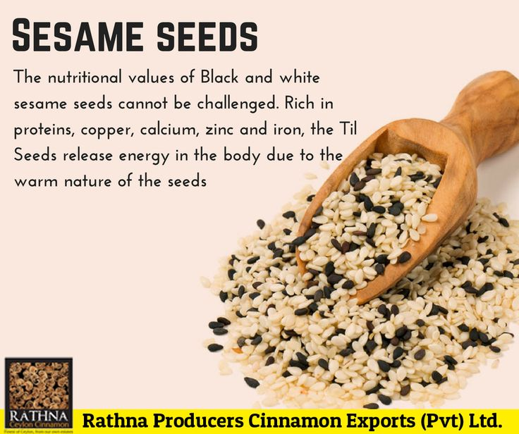 #Sesame Seeds #Benefit the Heart & Lower #Cholesterol