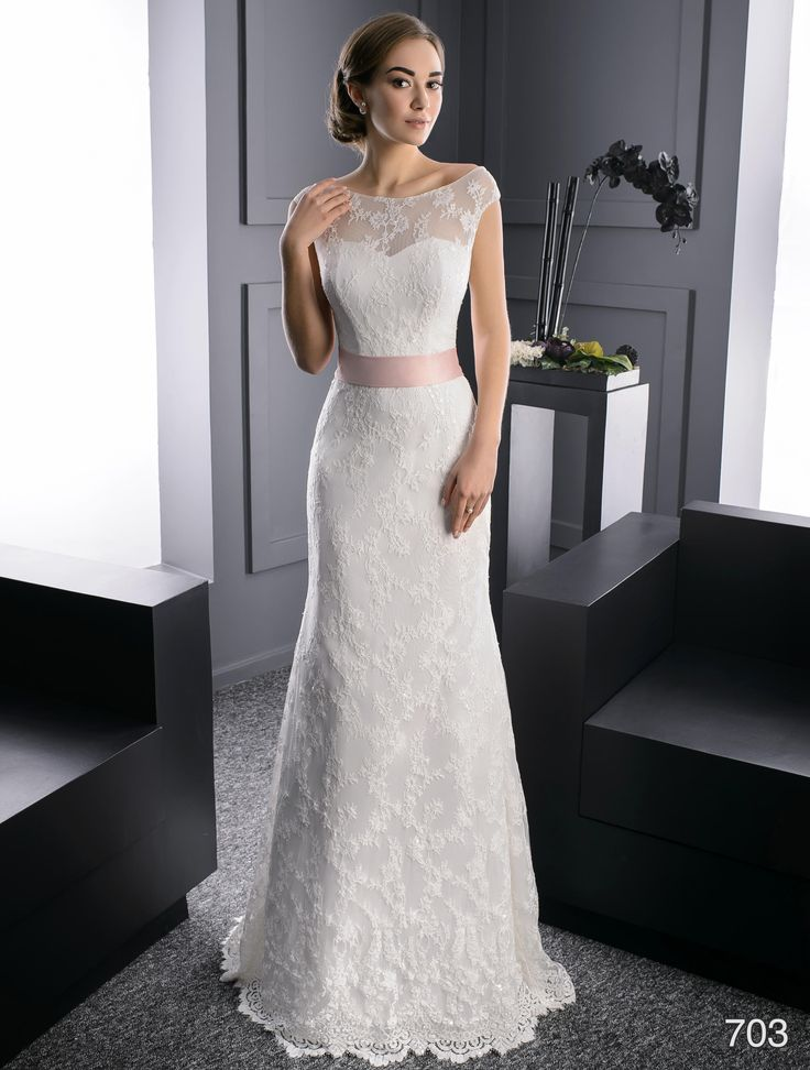 Dress 703 | ElodyWedding.com