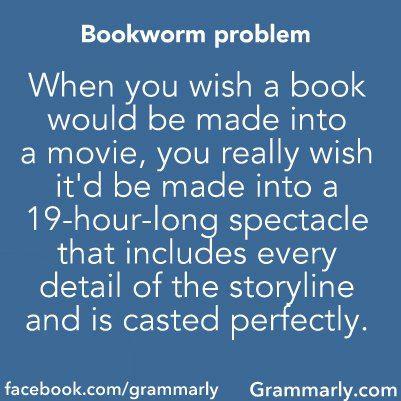 Bookworm problem