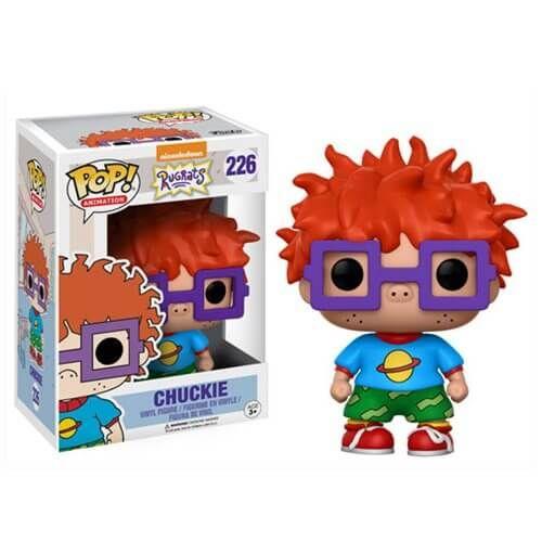 Rugrats Chuckie Finster Pop! Vinyl Figure