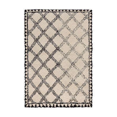 Diamond Wool 8' x 10' Shag Rug