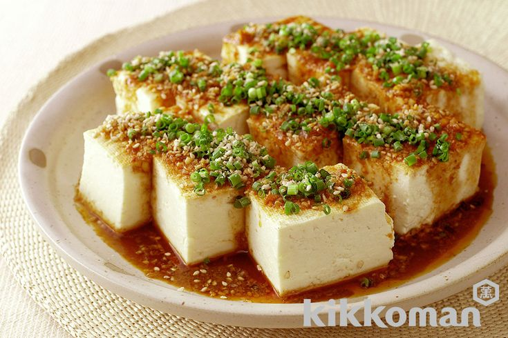 韓国風蒸し豆腐のレシピ・つくり方 | キッコーマン | ホームクッキング