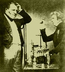 Along with the invention of electrification, came more benefits. The creations of cheep chemical metals, called electrochemistry. These were conductive metals and chemicals such as aluminum, chlorine, sodium hydroxide, and magnesium. The first people who successfully made some of these chemicals were Sir Humphrey Davy and  Svante Arrhenius in the 1880's.