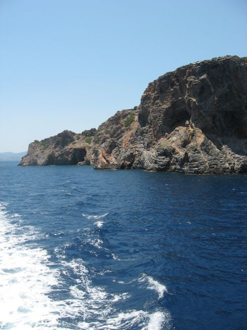 On our way to Spinalongas (Photo AS)