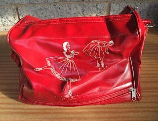 Betty Ballerina carrybag.