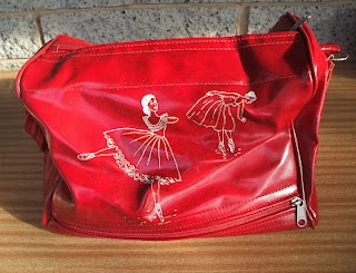 Betty Ballerina carrybag.