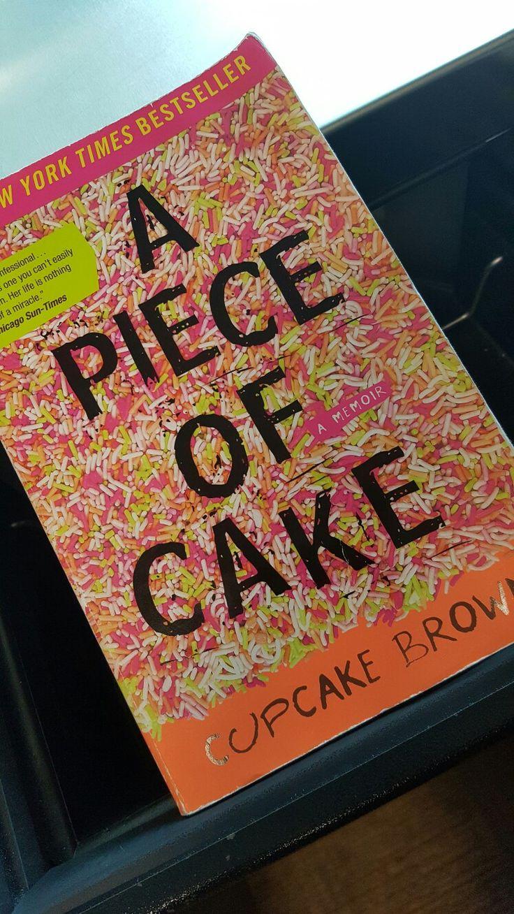 A piece of cake cupcake brown memoir piece of cakes