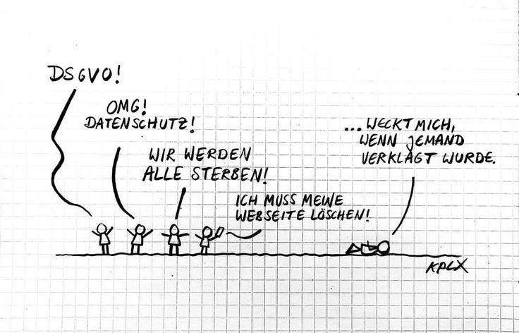 Bis einer heult … www.kplx.de #kplx #dsgvo #datenschutz #webseite #internet – picgram website